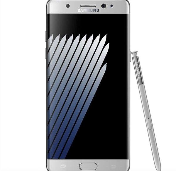 Update: Aus fürs Samsung Note 7