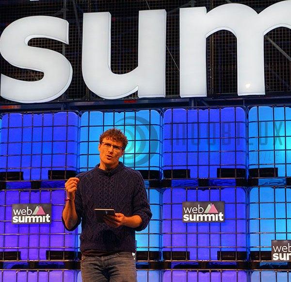 Ab morgen startete der Web Summit 2017