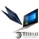 ZenBook 3 Deluxe auf der CES17 vorgestellt. (Foto: Asus)