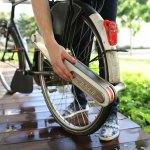 """Nachrüstmodul """"Ease"""" macht Fahrräder zu Pedelecs. (Foto: TUMCreate)"""