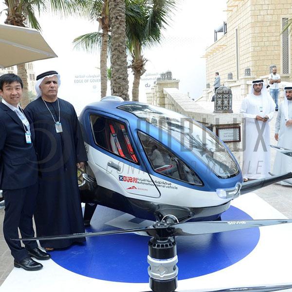 Drohnen Taxi