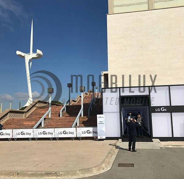 MWC17: Vorstellung LG G6