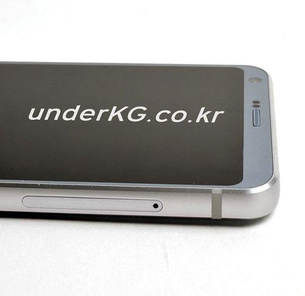 Neue mutmaßliche Bilder vom LG G6