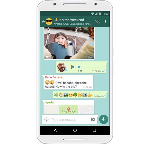 WhatsApp starts with a two-factor-authentication