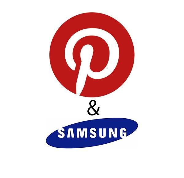 Pinterest und Samsung kooperieren bei der Bildersuche