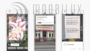 """Google Lens"" bietet mehr als Google Googles. (Bild: Google)"