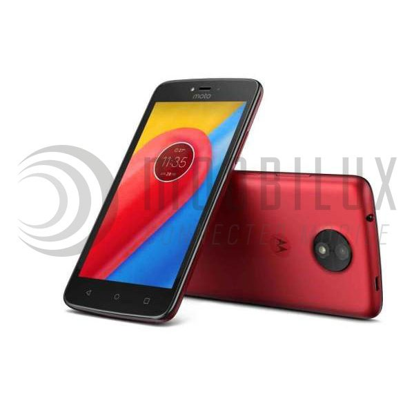 New entry-level Smartphones Moto C & Moto C Plus presented