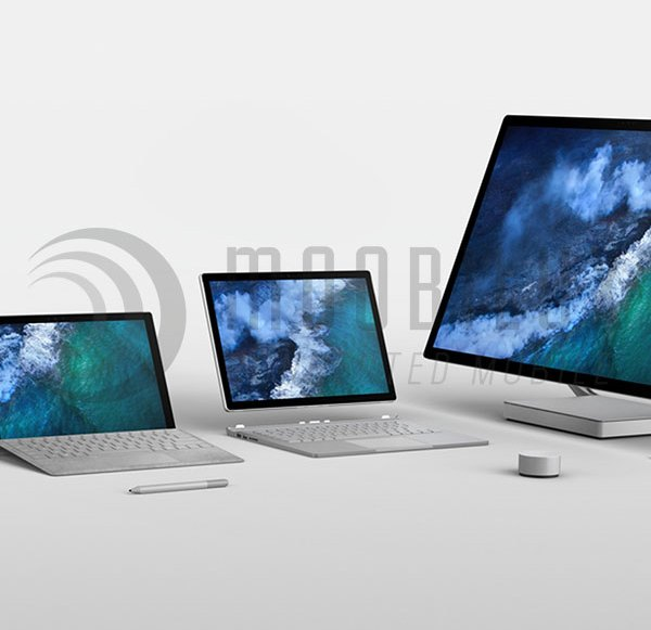 Microsoft: The new Surface family is now available