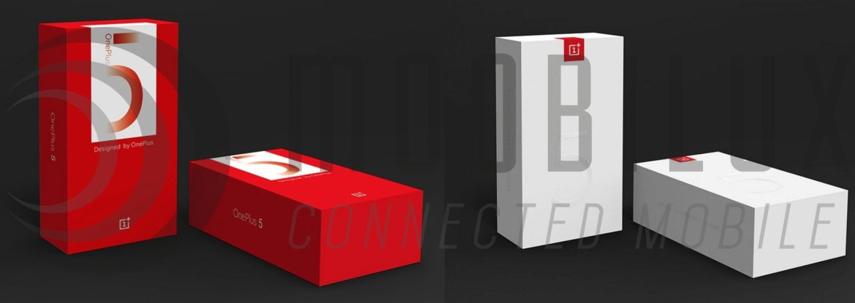 Sieht so die Verpackung des Oneplus 5 aus? (Bild: Weibo)