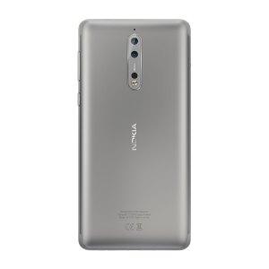 Das Nokia 8 in Steel (Bild: Nokia)