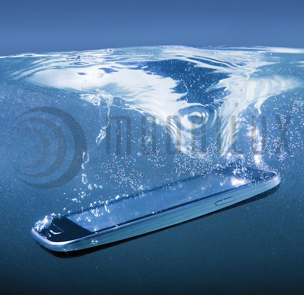 What to do with water damage on the smartphone?
