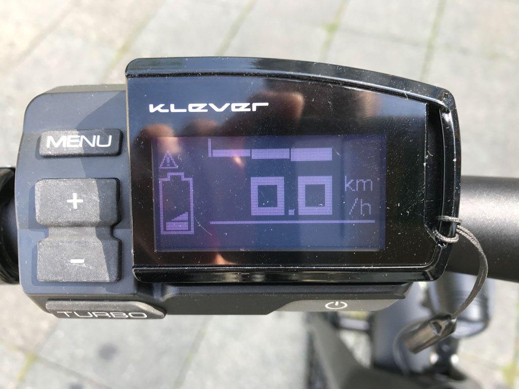 Die Steuerung der Fahrradelektronik erfolgt über das abnehmbaren Displays. (Bild: moobilux.com / TC)