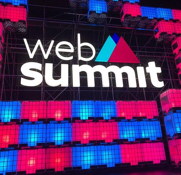 WebSummit 2017 in Lissabon offiziell eröffnet