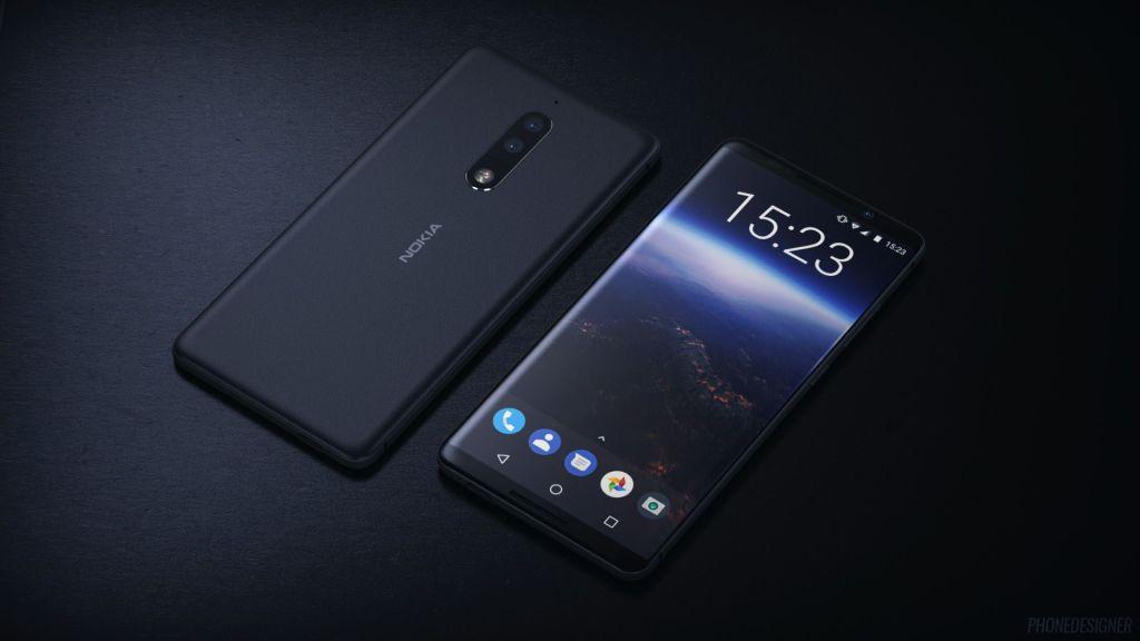Ist dieses dass kommende Nokia 9?