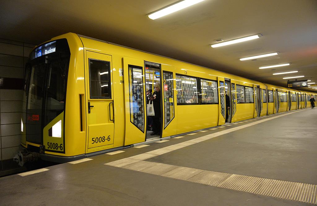 Mobiles Internet ist in der Berliner U-Bahn noch immer Wunschdenken. (Foto: BVG, Oliver Lang)