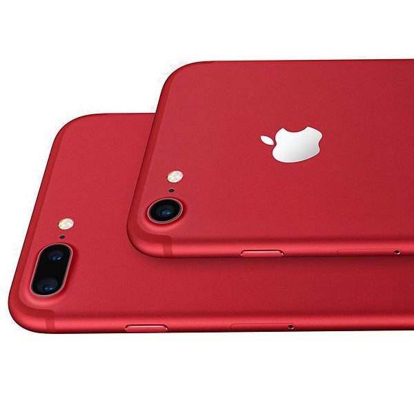 This week comes the iPhone 8 Red Edition