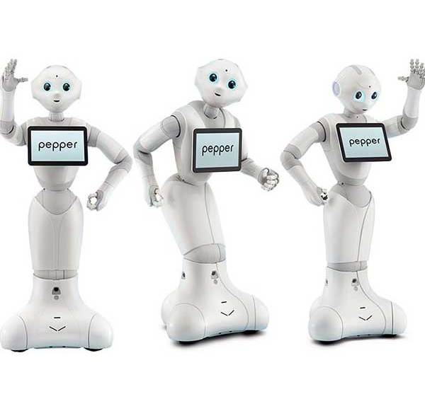 """Robot """"Pepper"""" is easy to hack"""