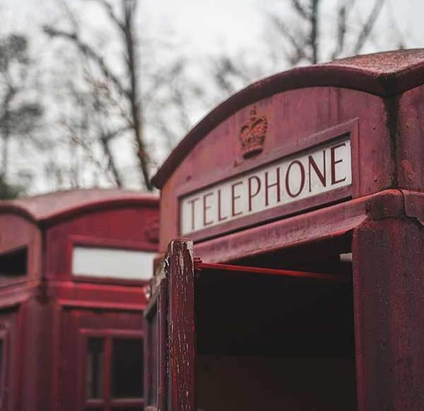 Telefonstörung bei Vodafone