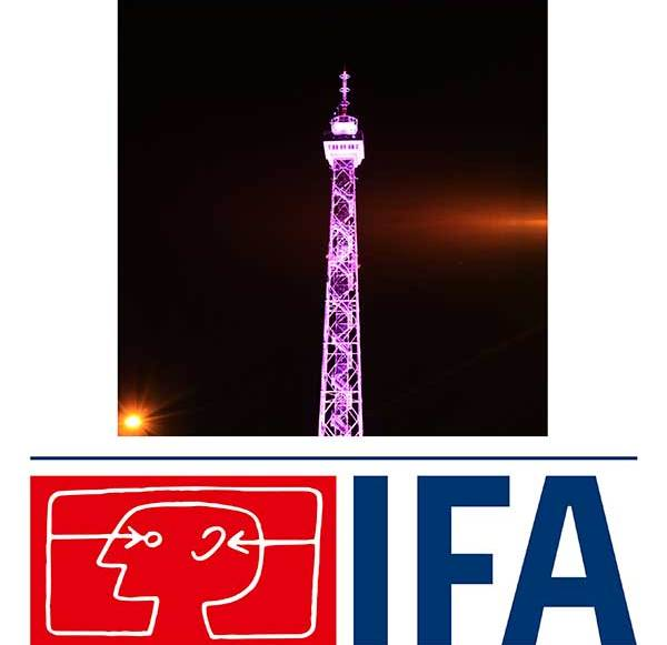 IFA stays in Berlin