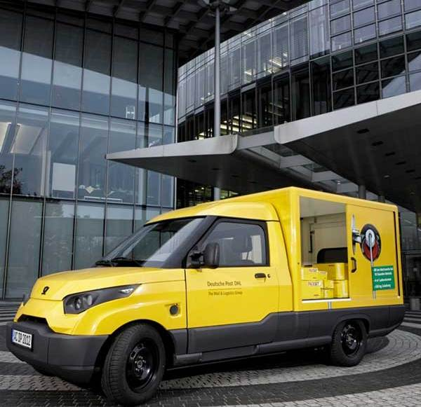 Deutsche Post gets major customers for StreetScooter