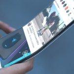Samsung Galaxy mit faltbarem Bildschirm. (Bild: nieuwemobiel)