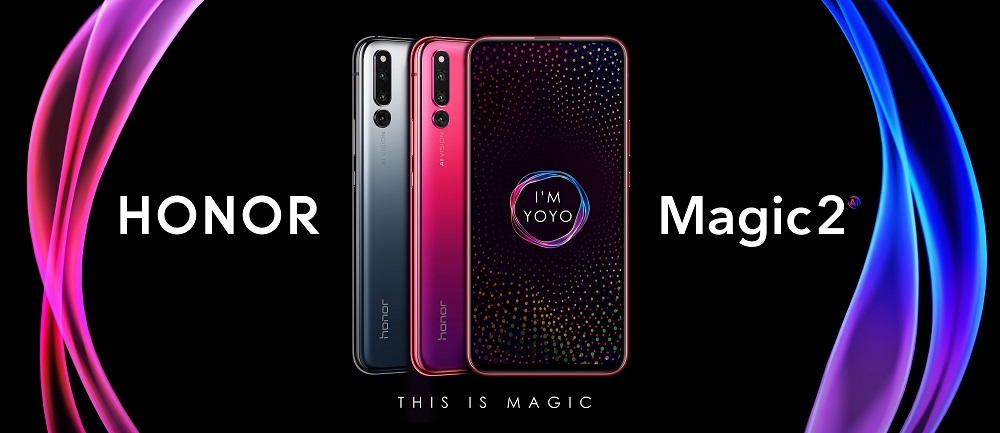 Honor Magic 2 in China vorgestellt. (Bild: Honor)