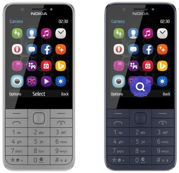 HMD Global introduces revised Nokia 106 and 230