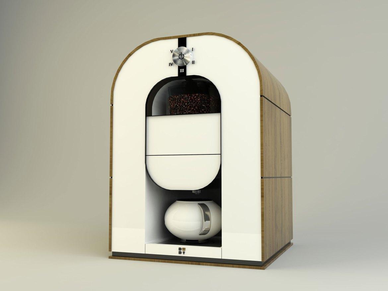Das alte Design Konzept von Bonaverde war nicht Funktional gedacht. (Bild: Kickstarter)