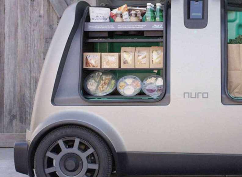 US-Behörden erlauben selbstfahrende Nuro-R2-Vans