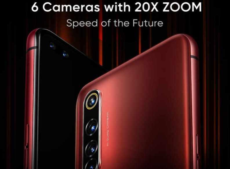 Oppo kündigt Realme X50 Pro 5G an