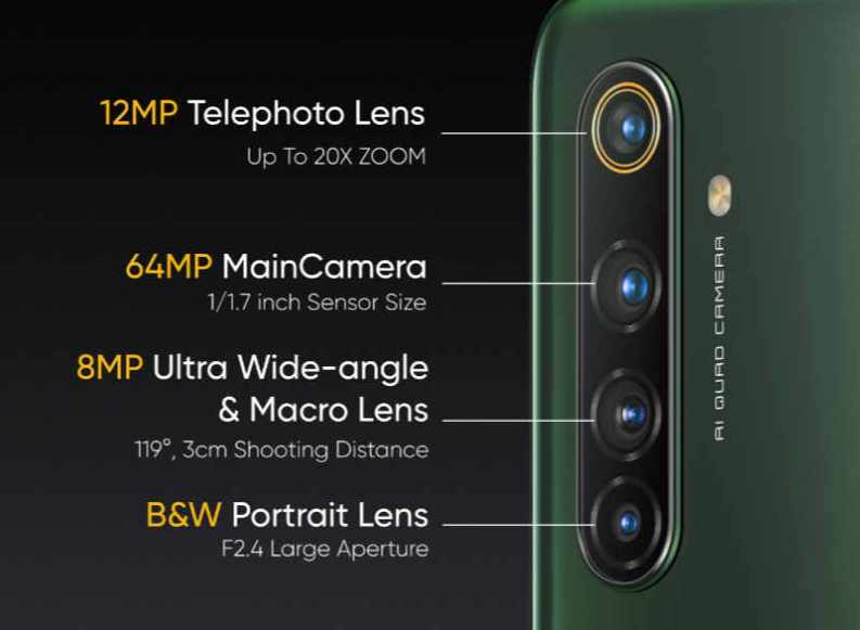 Realme X50 Pro 5G vorgestellt