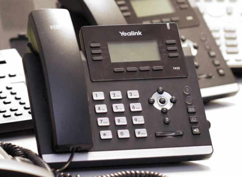 Sicherheitslücke bei Yealink IP-Telefonen
