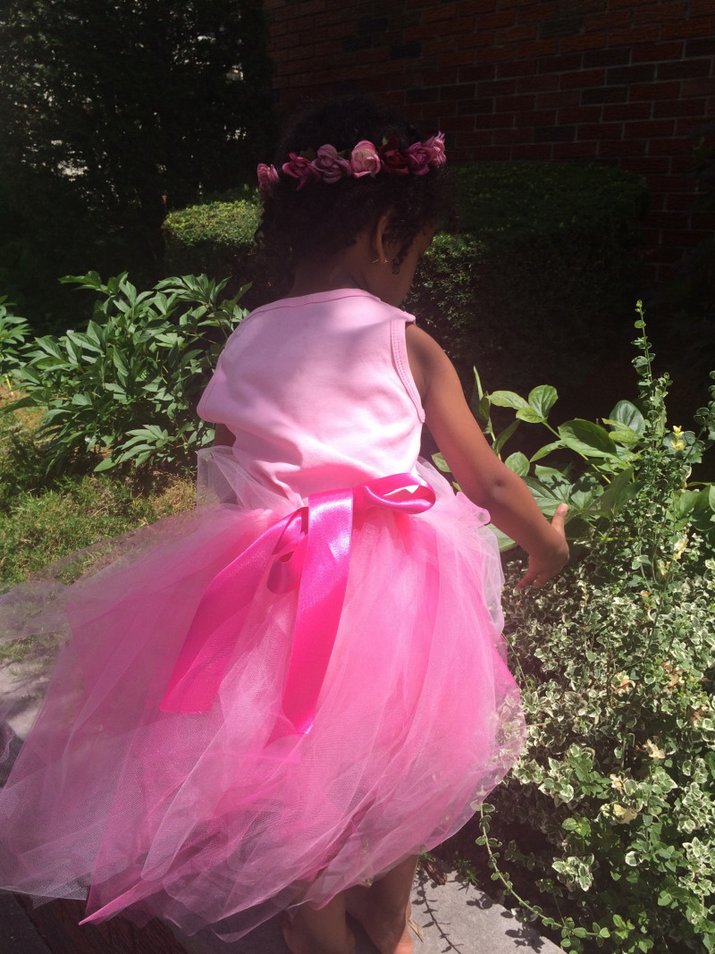 Fun And Easy DIY How To Make A No Sew Ribbon And Tulle