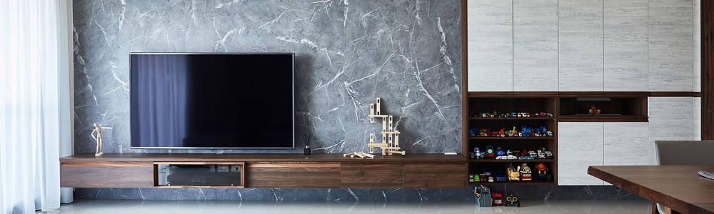 【電視櫃設計】客廳風格一眼搞定