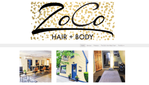 ZoCo Hair and Body Mood Marketing