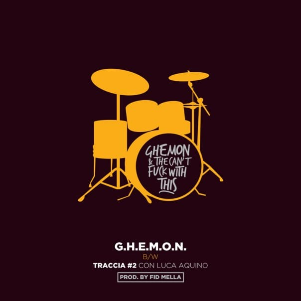 Ghemon & The Can't Fuck with This!
