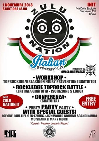 Zulu Nation Italy