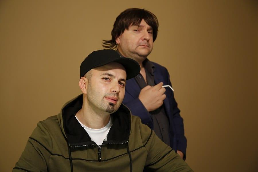 """La comicità incontra il Rap. Picciotto e il comico Siciliano Antonio Pandolfo in """"Mi Siddia"""""""