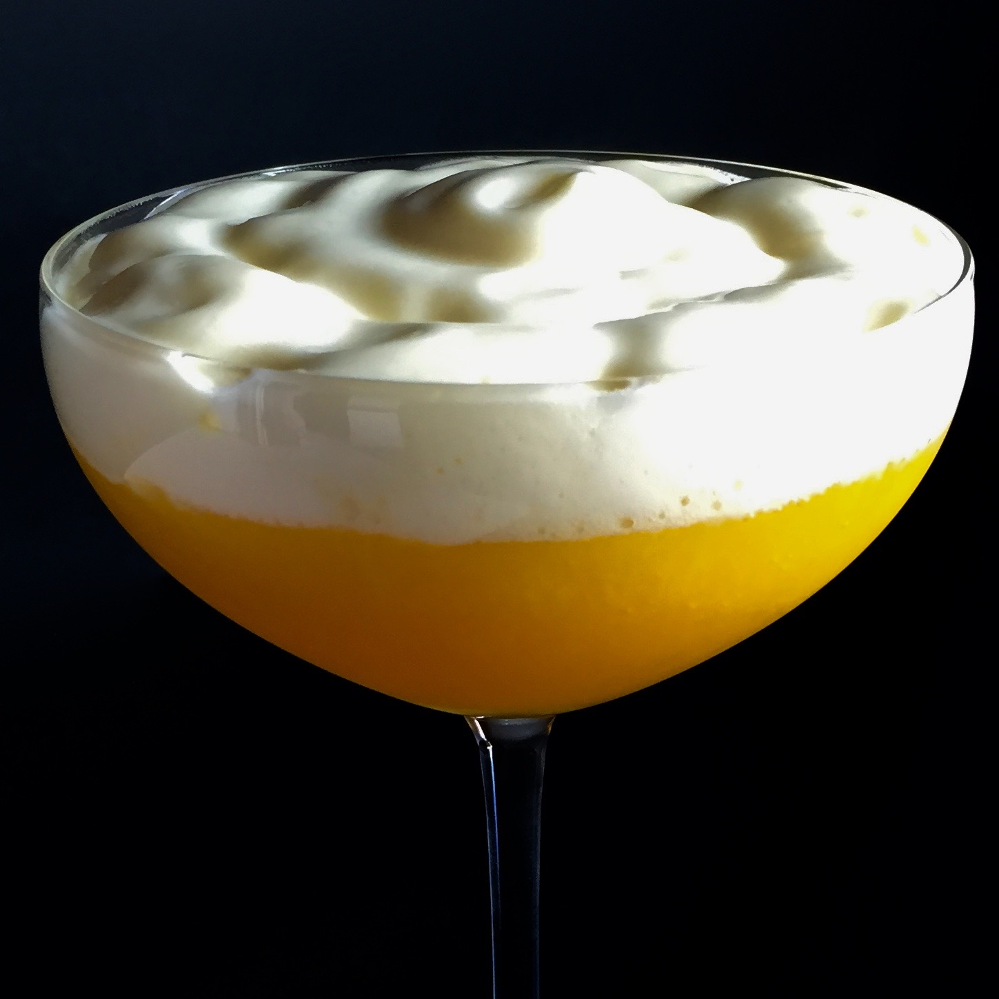 Inspired by the Hot Frozen Gin Fizz served up at Ferran Adria's El ...