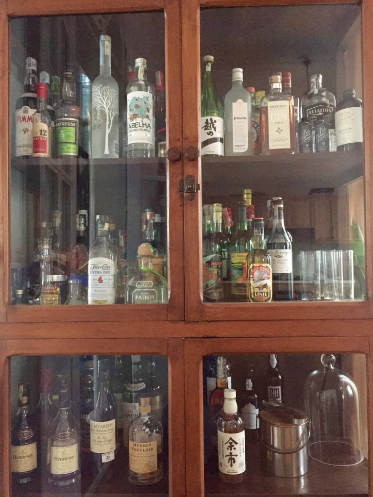Modernist Home Bar - The Mood Therapist, Rich McDonough