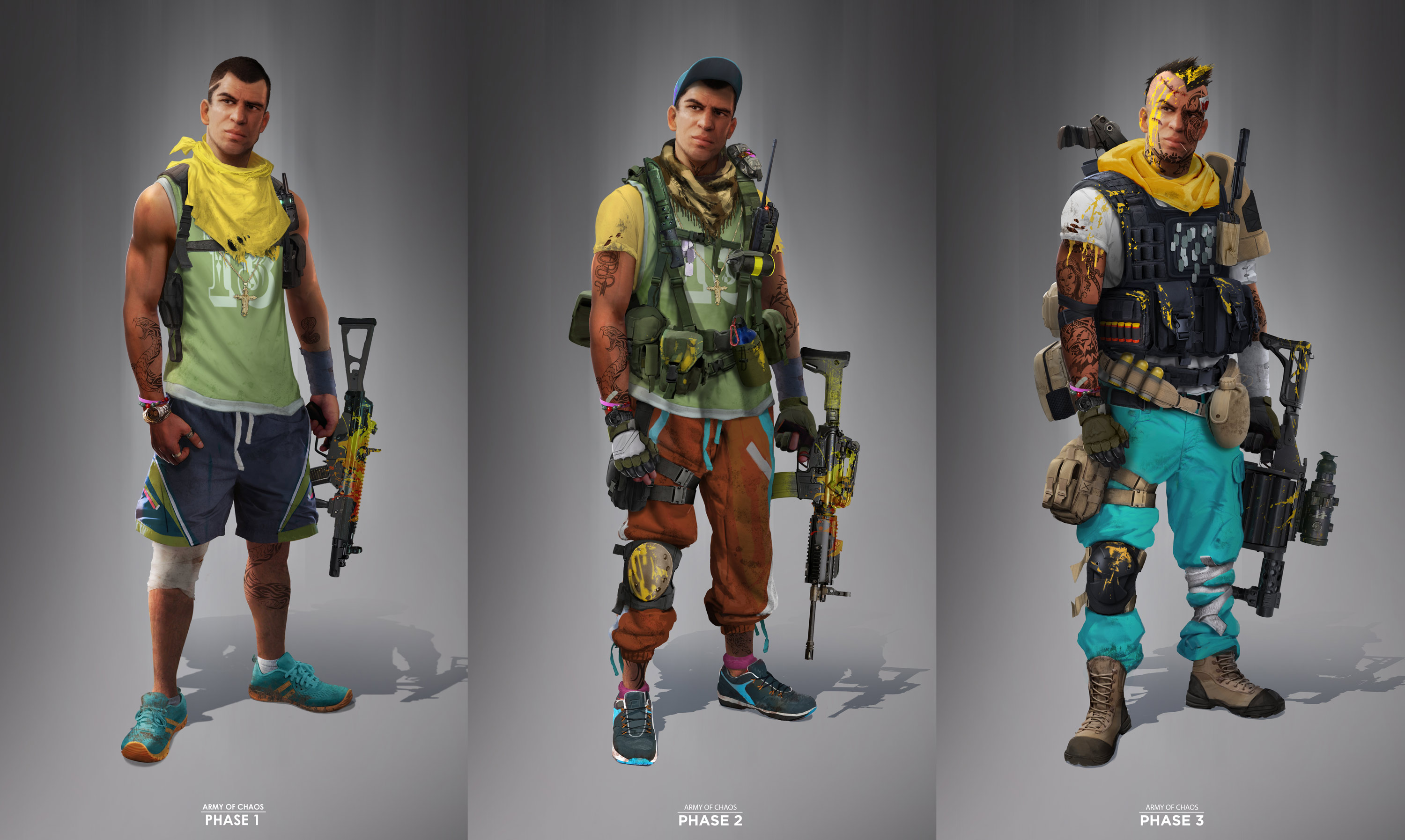 Just Cause 4 Concept Art And Design By Mood Visuals