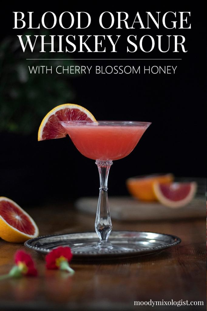 blood-orange-whiskey-sour-with-cherry-blossom-honey