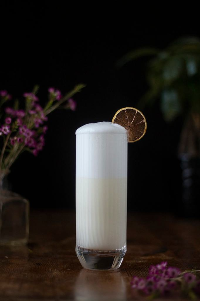 ramos-gin-fizz-with-a-dehydrated-lime-wheel