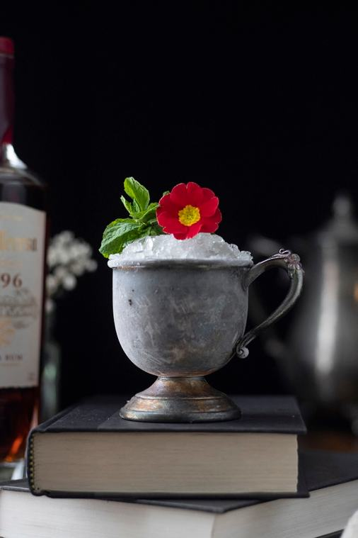 Aged Rum Mint Julep