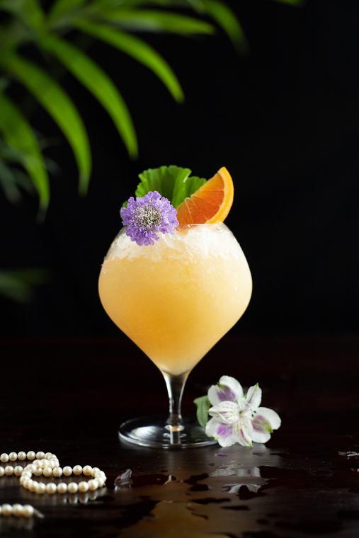 Pearl Diver Classic Tiki Cocktail