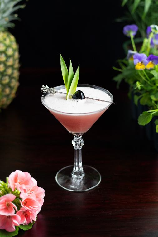 Mary Pickford (Classic Rum Cocktail)