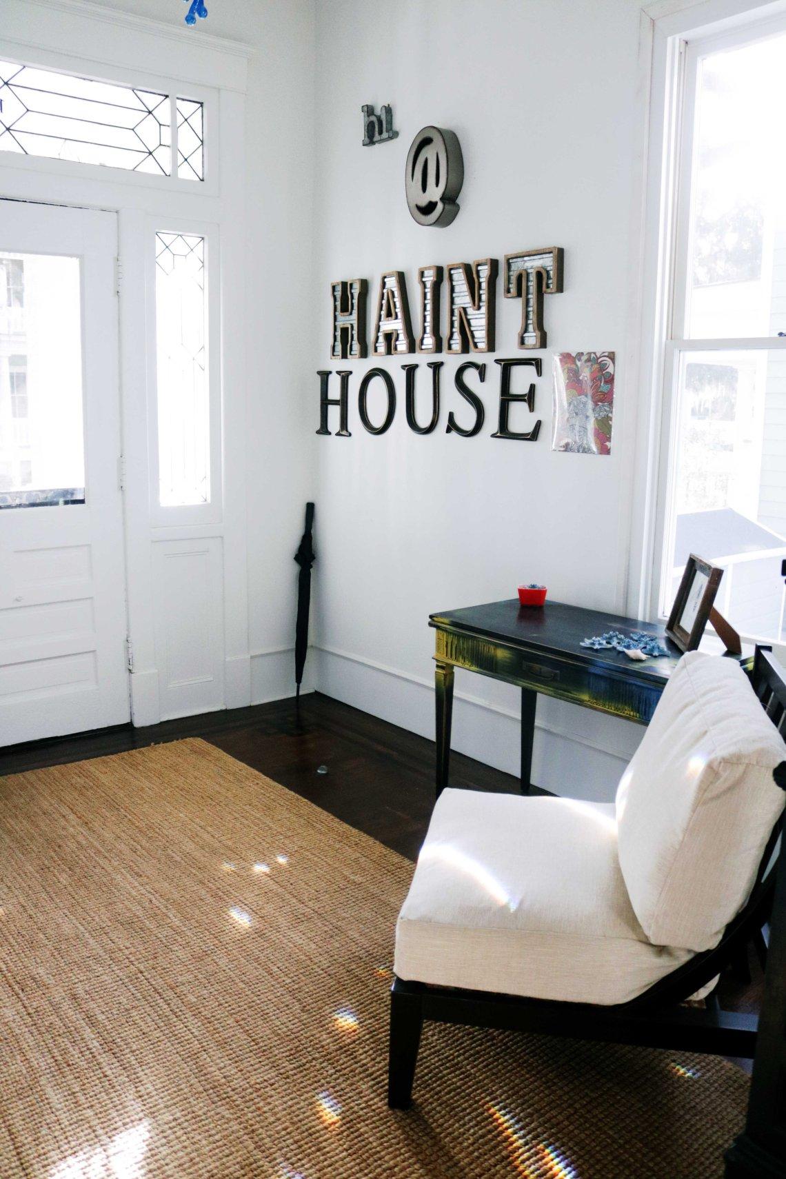 The Haint House
