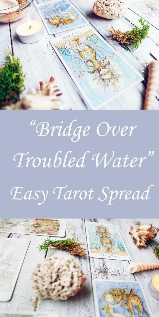 Easy tarot spread for beginners.