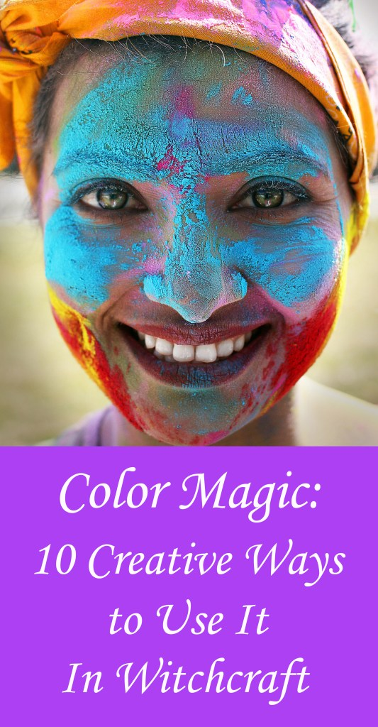 Color Magic: 10 Creative Ways to Use It in Witchcraft