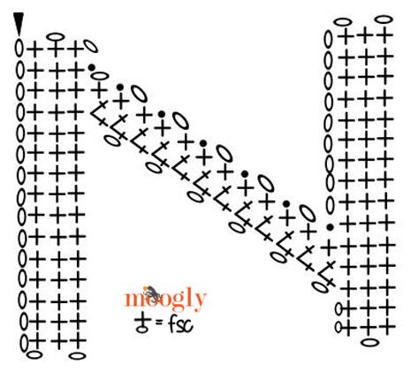 Crochet Letter M Pattern Dulahotw